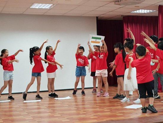 109.08.08清大史懷哲課輔前進古寧國小 Tsinghua University Shi Huaizhe's Class guidance to Guning Elementary School.
